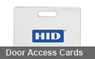 Door Access Cards